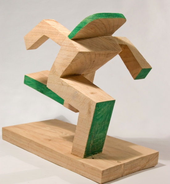 Corredor verde / Green runner